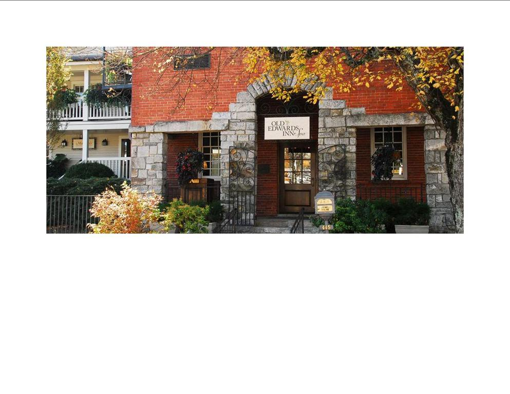 Old Edwards Inn - Reception Sites, Hotels/Accommodations, Attractions/Entertainment - 445 Main Street, Highlands, NC, United States
