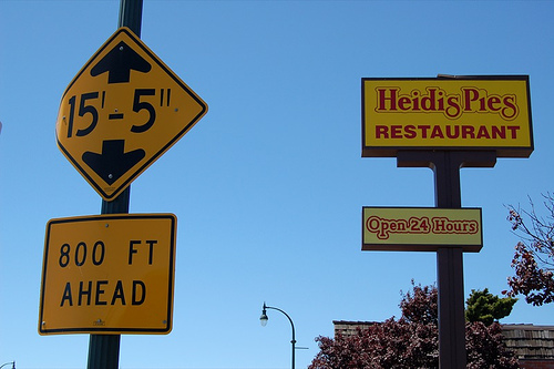 Heidi's Pie Restaurant - Cakes/Candies - 1941 S El Camino Real, San Mateo, CA, 94403