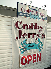 Rehearsal Dinner: Crabby Jerry's Restaurant - Rehearsal Lunch/Dinner - 111 Main St, Greenport, NY, 11944