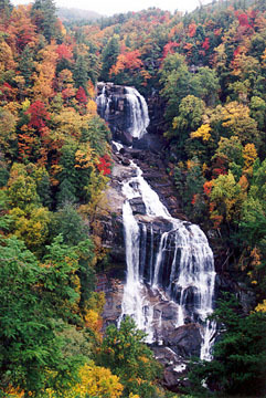 Whitewater Falls - Attractions/Entertainment -