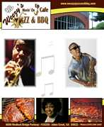 Weezy's Movin' on Up Café Jazz & BBQ - Entertainment - 10270 Medlock Bridge Rd, Johns Creek, GA, 30097, United States