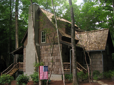 Cabins In The Laurel - Hotels/Accommodations - 465 Monte Vista Rd, Cashiers, NC, United States