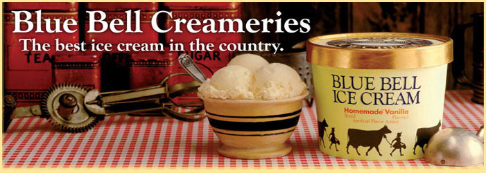 Blue Bell Creameries - Attractions/Entertainment - 1101 South Blue Bell Road, Brenham, Texas, United States
