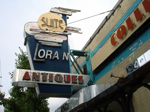 Suite Lorain Antiques &amp; Vintage - Attractions/Entertainment, Shopping - 7105 Lorain Ave, Cleveland, OH, 44102, US