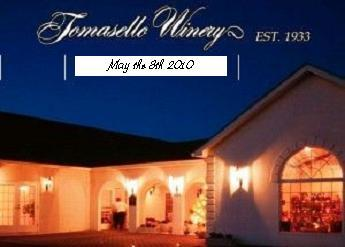 Tomasello Winery - Reception Sites, Caterers - 225 White Horse Pike, Hammonton, NJ, 08037
