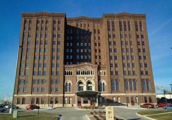 Livestock Exchange Building - Reception Sites, Ceremony Sites - 4920 S 30th St, Omaha, NE, 68107