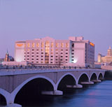 Embassy Suites Hotel Des Moines on the River - Reception/Hotel/Breakfast Location - 101 East Locust Street, Des Moines, IA, United States