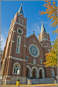 St. Cecilia Catholic Church - Ceremony Sites - 5418 Louisiana Ave, St Louis, MO, 63111