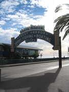 Santa Monica Pier - Beach - Santa Monica Pier, Santa Monica, CA
