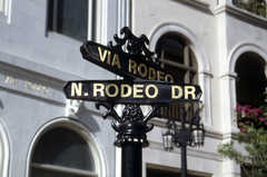 Rodeo Drive - Shopping - Rodeo Dr, Beverly Hills, CA, 90212, US