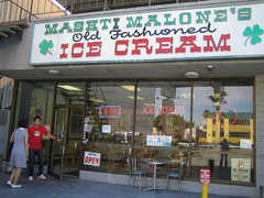 Mashti Malone's Ice Cream - Dining - 1525 N La Brea Ave, Los Angeles, CA, United States