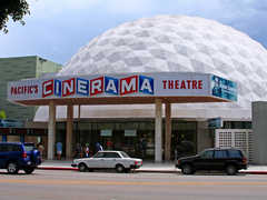 Cinerama Dome - Attraction - 6360 W Sunset Blvd, Los Angeles, CA, United States