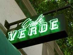 Cafe Verde - Dining - 961 E Green St, Pasadena, CA, United States