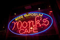 Monk's Cafe - Restaurant - 264 S 16th St, Philadelphia, PA, 19102