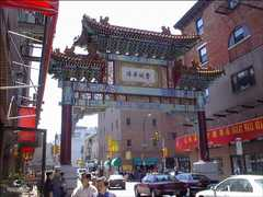 China Town Arch - Attraction - Philadelphia, PA