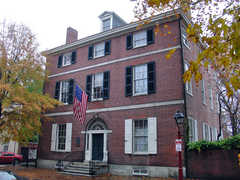Physick House - Attraction - 321 S 4th St, Philadelphia, PA, United States