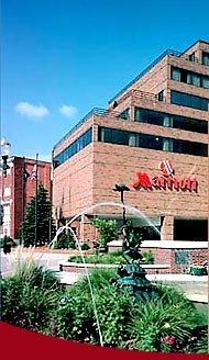 Marriott-university Place - Hotels/Accommodations, Reception Sites - 300 Mac Ave, East Lansing, MI, United States