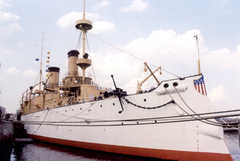 USS Olympia - Attraction -