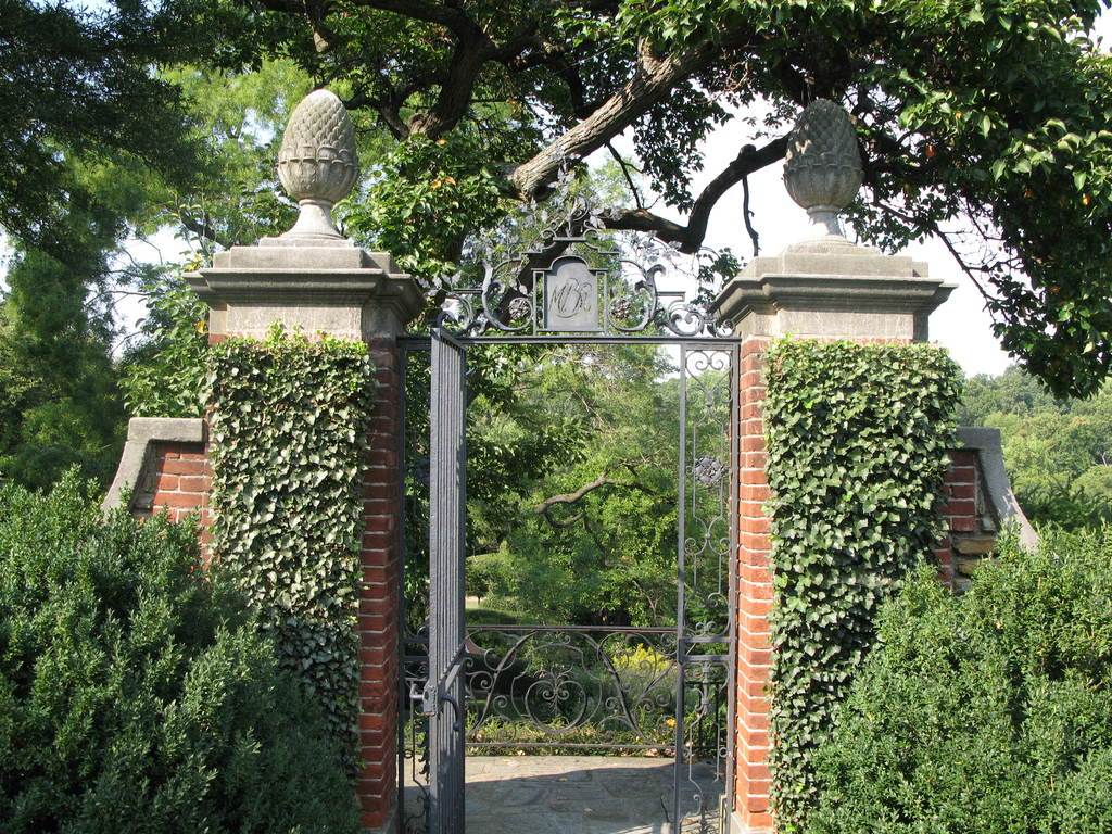 Dumbarton Oaks Gardens - Attractions/Entertainment, Parks/Recreation - 1703 32nd St NW, Washington, DC, 20007, US