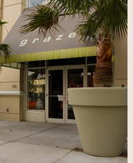 Graze Restaurant - Rehearsal Lunch/Dinner, Restaurants, Ceremony Sites - 100 S Eola Dr, Orlando, FL, 32801