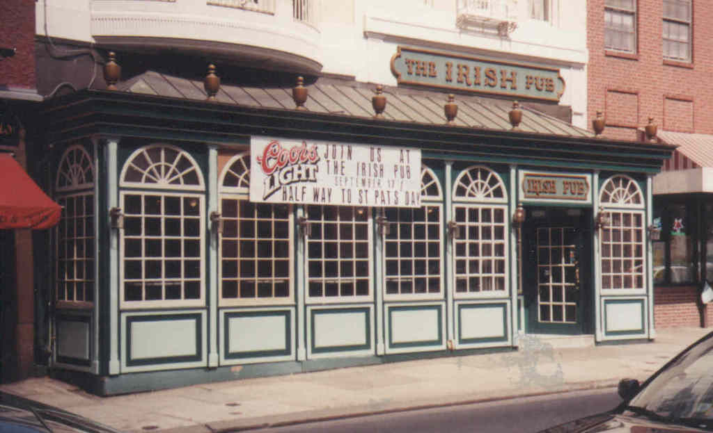 Irish Pub - Restaurants, Attractions/Entertainment, Brunch/Lunch, Bars/Nightife - 2007 Walnut St, Philadelphia, PA, 19103, US