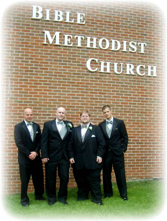 Bible Methodist Church-vandercook - Ceremony Sites - 401 Comstock St, Jackson, MI, United States