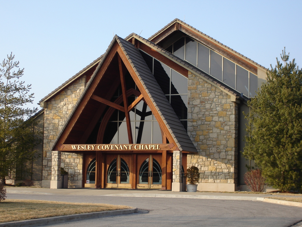 The United Methodist Church Of The Resurrection - Ceremony Sites - 13720 Roe Ave., Leawood, KS, 66224