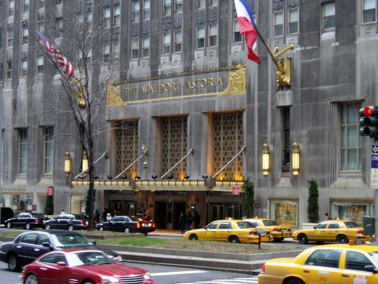 Waldorf Astoria Hotel - Hotels/Accommodations, Ceremony Sites - 301 Park Avenue, New York, NY, United States