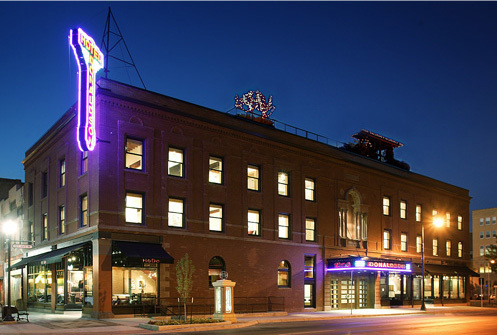 Hotel Donaldson - Hotels/Accommodations, Restaurants, Reception Sites, Attractions/Entertainment - 101 Broadway North, Fargo, ND, United States