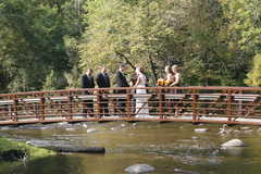 Waupaca Wedding In September in Waupaca, WI, USA