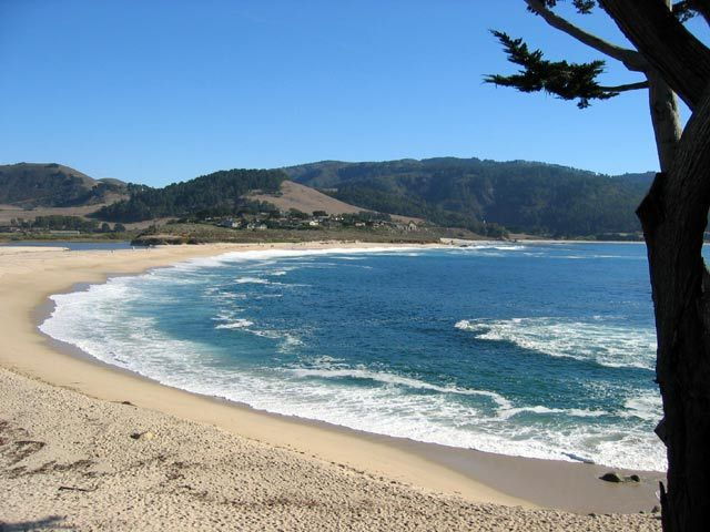 Carmel River Beach Trail & Riverside Lagoon - Beaches, Ceremony Sites, Parks/Recreation - 26599 Scenic Road, Carmel, CA