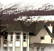 Mountain View Inn - Hotels - 104 Kananaskis Way, Canmore, AB, Canada