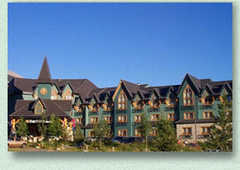 Four Points Hotel Sheraton Canmore - Hotels - 1 Silvertip Trail, Canmore, AB, Canada
