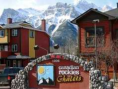 Canadian Rockies Rafting and Adventure Centre - Hotels - 701 Bow Valley Trail, Canmore, AB, Canada