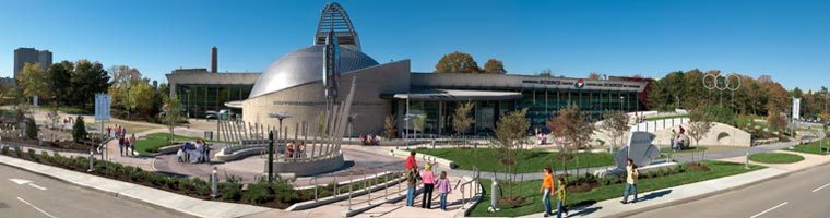 Ontario Science Center - Attractions/Entertainment - 770 Don Mills Road, Toronto, ON, Canada