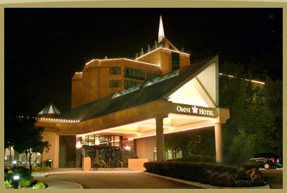 Omni Newport News Hotel - Hotels/Accommodations, Reception Sites - 1000 Omni Boulevard, Newport News, VA, United States