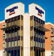 SpringHill Suites by Marriott Old Dominion University - Hotel - 4500 Hampton Blvd, Norfolk, Virginia, 23508, US