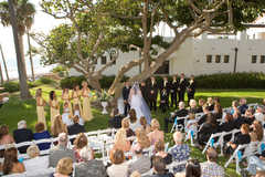 Courtney and Gary's Wedding in San Clemente, CA, USA