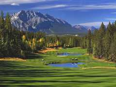 Stewart Creek Golf Course - Entertainment - 1 Stewart Creek Road, Canmore, AB, Canada