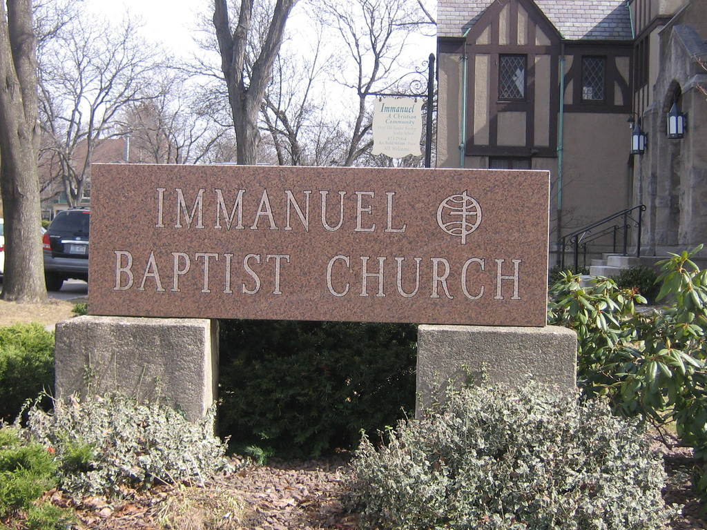 Immanuel Baptist Church - Ceremony Sites - 815 Park Ave, Rochester, NY, 14607