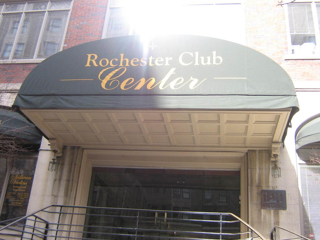 Rochester Club Ballroom - Reception Sites, Ceremony & Reception - 120 East Ave, Rochester, NY, 14604