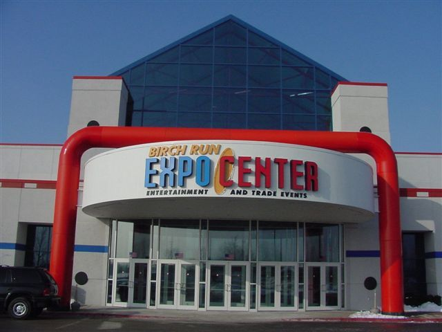 Birch Run Expo Center - Reception Sites - 11600 S Beyer Rd, Birch Run, MI, 48415