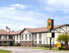 Super 8 Hotel - Hotel - 9235 E. Birch Run Rd., Birch Run, MI, 48415, United States