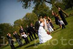 Pleasant Hill Wedding In October in Altoona, IA, USA