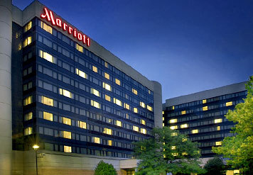 Newark Liberty International Airport Marriott - Reception Sites, Hotels/Accommodations - 1 Newark Airport, Newark, NJ, United States