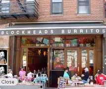Blockhead's Burritos - Bars/Pubs - 1563 2nd Ave, New York, NY, United States