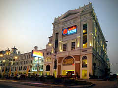 Restaurant Angke Kelapa Gading - Reception -