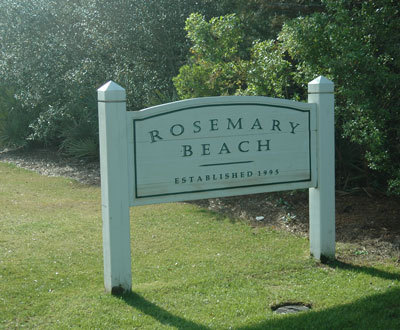 Rosemary Beach, Fl - Beaches, Shopping, Attractions/Entertainment - Rosemary Beach, FL 32413, Freeport, Florida, US