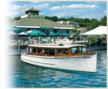 Stafford's Pier Restaurant - Restaurants, Rehearsal Lunch/Dinner - 102 E Bay St, Harbor Springs, MI, 49740
