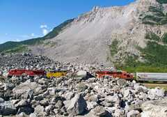 Frank Slide Interpretive Centre - Attractions - P.O. Box 959, Blairmore, AB, Canada